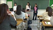 Japanese school from hell with extreme facesitting Subtitled Thumbnail