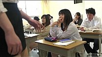 Japanese school from_hell with extreme facesitting Subtitled Thumbnail