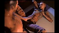 Mass Effect - Jack and Shepard Romance - Compilation Thumbnail