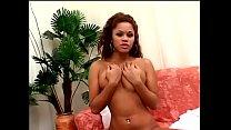 Hot latina bitch Gabriella Asstryd takes two co...