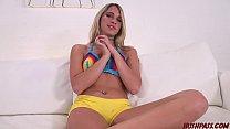 Sexy blonde Khloe Kari likes_big thick dick Thumbnail