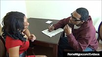 """Watch Black Porn Day - Ebony Knight Rome Major stuffs his learned cock into a mother who wants her daughter to have better grades! Teacher Rome says """"A"""" ok - so long as you take it like a hot mamma! He fucks her Major & lo & behold! A Fucking preview"""