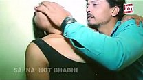 wife enjoys with servant while husband is in next room - Hindi Hot Short Film.MP4 صورة