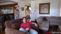 Watch Step dad fucking step daughter preview