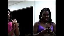 Two black Beautys wants the boss