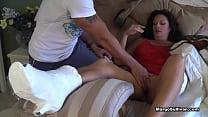 Watch Margo Sullivan - Mom breaks her foot preview