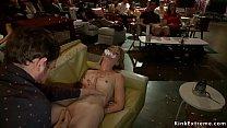 Skinny blonde dom Princess Donna Dolore and mas...