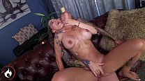 Lesbian action between tatted babes Thumbnail