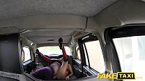Fake Taxi tall brunette in pantyhose and long sex anal sex facial Thumbnail
