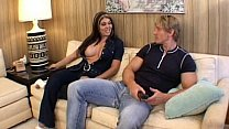 JuliaReavesProductions - American Style Girls Touch - scene 4 shaved pornstar brunette bigtits hot's Thumb