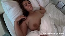 Step mom facefucked and creampied bt her son