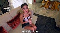 Gorgeous Skinny Filipina Teen Duped Into Bangin...
