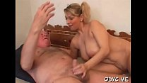 Angelic Natalie with curvy natural tits is lick...