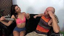 Gina Valentina goes buckwild when she cums Thumbnail