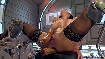 Big fake tits brunette Milf Veronica Avluv in s...