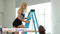 Naughty America - Kenzie Taylor needs some work...
