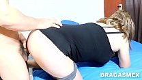 Watch fucking stepmother, quietly not to wake up his daughter preview