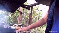 Watch CARNE DEL MERCADO - Colombiana morena Lola Puentes recogida y follada en cuchara preview