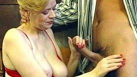 Granny And Big Cock