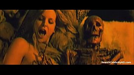 Black boobs sheri moon zombie creampie