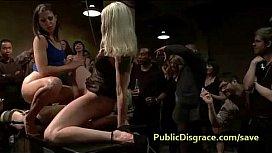public discrace villa erotica