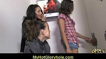 All clear, dad daughter gloryhole with you
