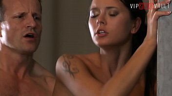 VIP SEX VAULT - Czech Big Tits Bunny Mia Manarote Fucks Hardcore On Ther Bathroom Floor
