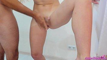 Boyfriend Passionate Fingering my Pussy - Homemade