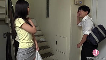Cute Japanese babe gets her big tight ass worshiped by huge dicks