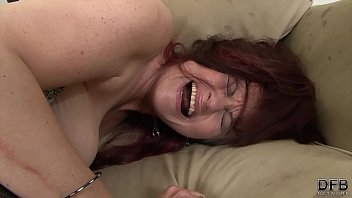 Hot cougar takes bbc in her pussy and pisses after the rough fuck