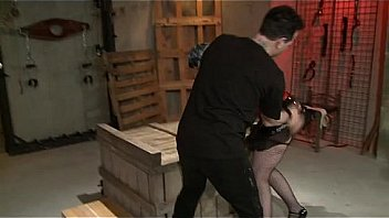 Jada Misbehaves And Gets Punished