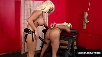 Asian Penetration! Hot Oriental Mom Maxine X Pussy Fucks Layla Lust!Meow! Cat, Kitten or Pussy? Asian Pussy pleasing, Maxine X makes her sex slut, Layla Lust do as she bids as Layla gets bound, gagged & made to orgasm! Full Video & Maxine X @ Maxi