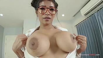 Creampie Big Boobs Thai Woman