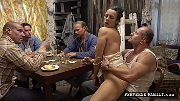 Harley dean teanna trump double suck fuck the delivery
