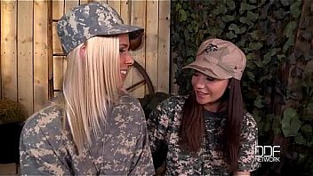 The same porns with girls in camo consider, that