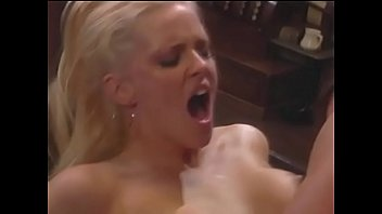 Gorgeous angel blonde wants to fill all her holes and please herself