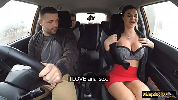 driving instructor jasmine jae 3some sex