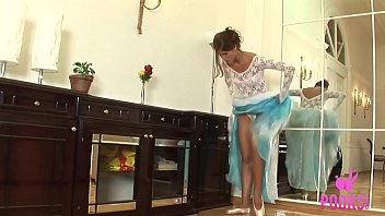Beautiful Bun On Ballerina Aurora O Is Going To Practice Her Ballet But Decides To Get All Nude First Which We Totally Approve Of Full Videos & Amazing Photosets & All Hot Models At Pooksicom thumbnail