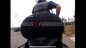 Phat ass riding