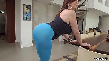 Sara Jay's ass made for fucking