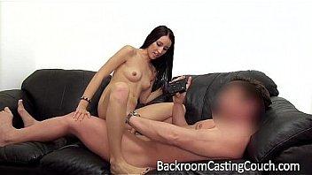 Black casting couch creampie xxx