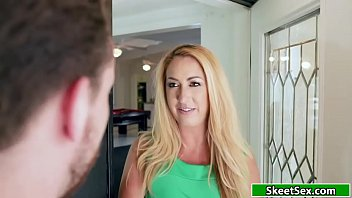 Watch Employee redeems job by joining her slut boss in threesome ~ slutty boss shyla stylez molests her employee and fucks him in her office Online clip preview