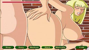 Amateur menstrual show