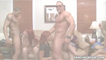 Dancing bear blowjob party Thumbnail