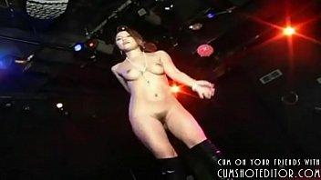 Nasty ebony gets her asshole stuffed with a white