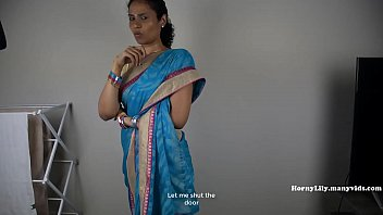 Watch South Indian milf horny Lily satisfying her friend preview