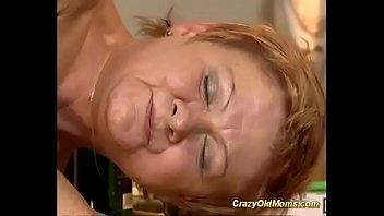 horny german mature b. banged