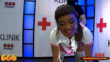 Watch riley nixon is a good girl who wants to try black cocks iv245 & Mimi is a black nurse who specializes in healthy cocks. after a very short time, she sucks out_the patients, swallows everything and lets herself be beaten until the doctor comes. preview