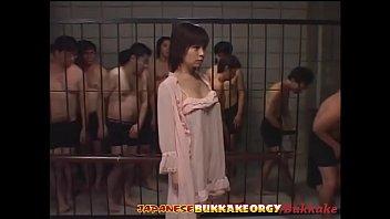 Japanese Gangbang