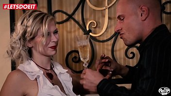 VIP SEX VAULT - Stud fucks the wife of his best friend in front of the fireplace - LETSDOEIT